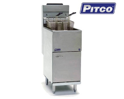 PITCO Economy Fryer Gas CE 35C