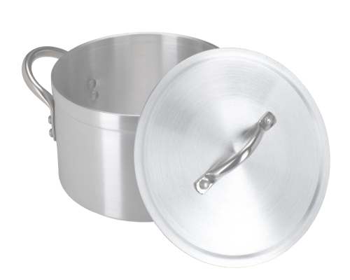 ChefSet Medium Duty Aluminium Boiling Pot 20cm (4L) - 1077