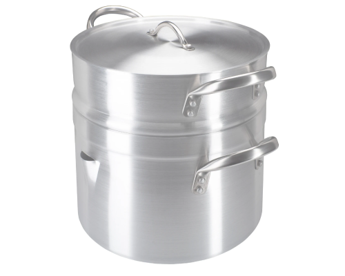 ChefSet Medium Duty Aluminium  Double Boiler 28cm (9L) - 7228