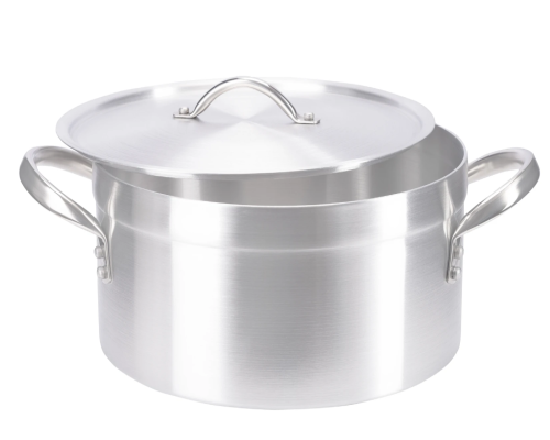 ChefSet Medium Duty Aluminium Low Boiling Pot 20cm (3L) - 1064