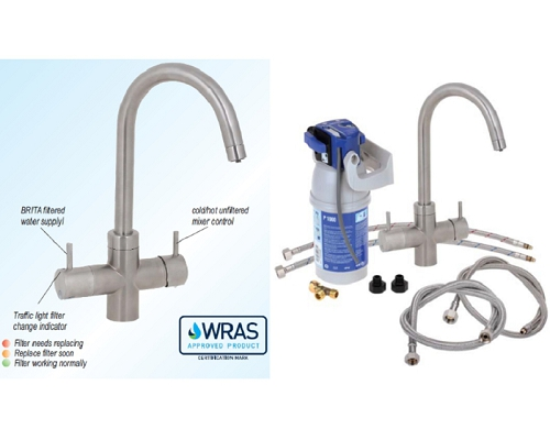 BRITA TALORI 3050 3-WAY WATER FILTER TAP KIT