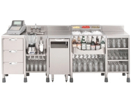 Bartender Stainless Steel Bars