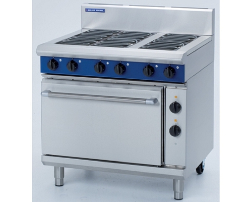 BLUE SEAL Heavy Duty Oven Range 6 Elec. Elements E506D
