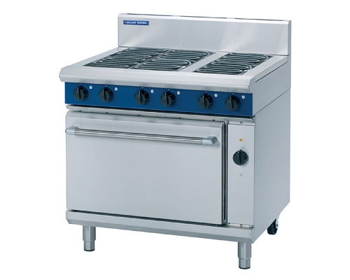 BLUE SEAL Heavy Duty Oven Range 6 Elec. Elements E56D