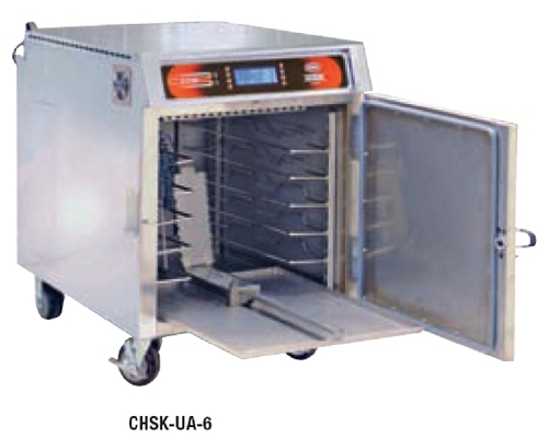 Imperial Low Temp Cook & Hold with Smoker Settings CHSK-6-SK