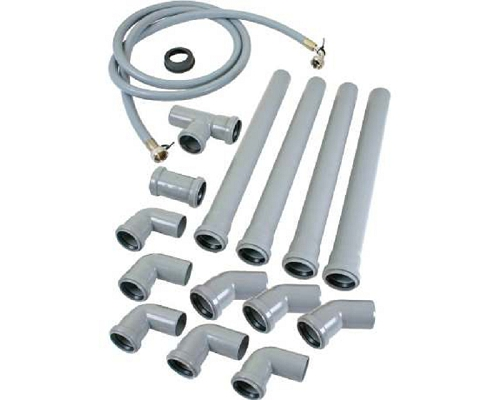 COMBI WATER and DRAIN INSTALLATION KIT