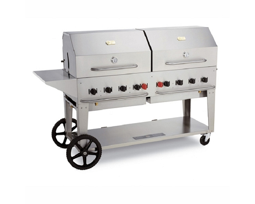 Crown Verity MCB60PACK 129,000 BTU-HR Barbecue