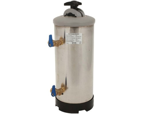 DVA MANUAL WATER SOFTENER 12 litres 3/4""