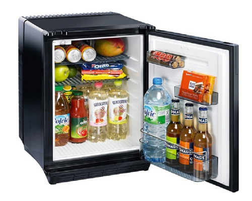 DOMETIC Silencio DS400 Mini Fridge 37L Black