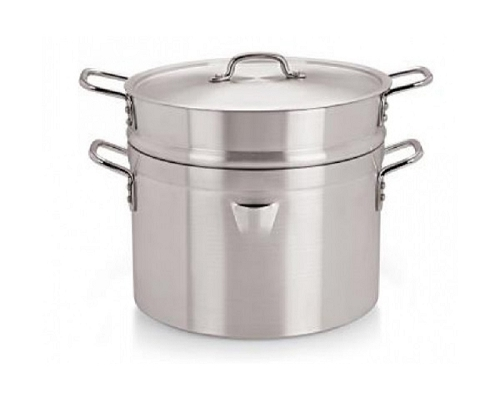 Medium Duty Aluminium  Double Boiler 28cm/11in - 9 Litres