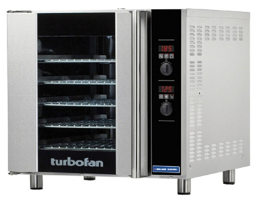 BLUE SEAL Turbo Fan  Electric Convection Oven E32D4 6.5KW