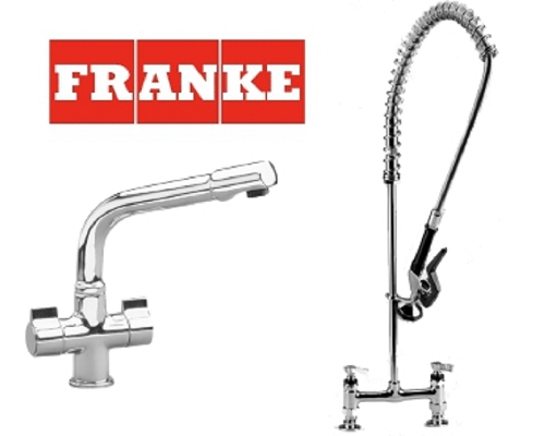 FRANKE Pre-Rinses and Taps