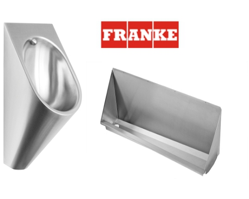 Franke Sissons Urinals