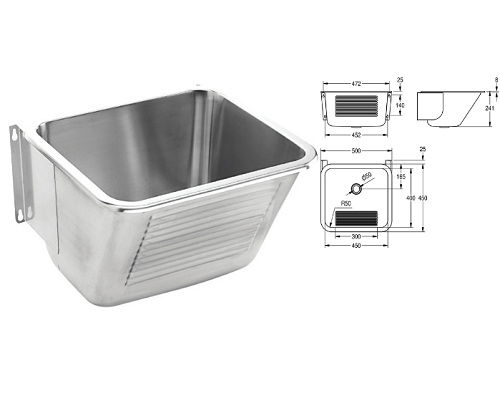 Franke Laundry Tub : ... IMC Food Waste Disposers Just Waste : Franke Sissons Utility Sinks
