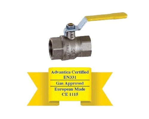 CaterConnex 1-1/2-inch - Gas Ball Valve