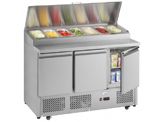 Gastronorm Preparation Counter ESS1365