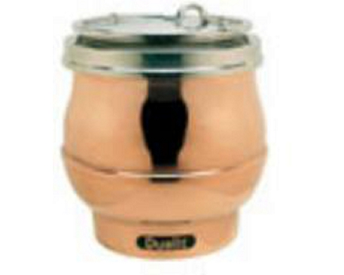 DUALIT HOTPOT SOUP KETTLE Copper