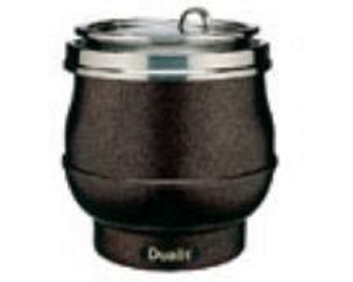DUALIT HOTPOT SOUP KETTLE Brown