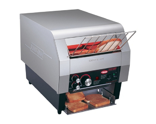 Hatco 360 Slice Per Hour Toast Qwik Conveyor Toaster TQ-405