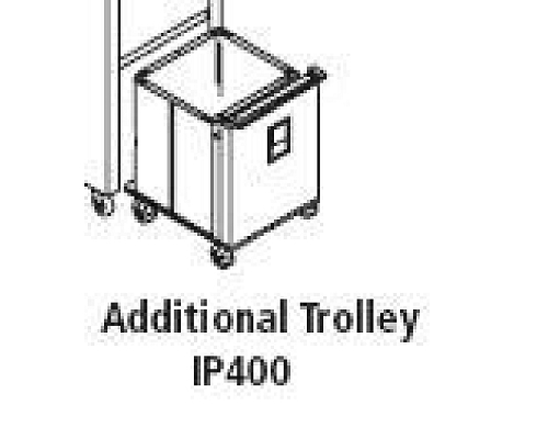 IMC IP400 Additional Trolley