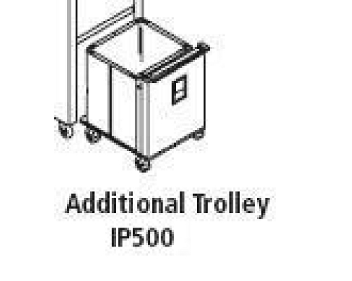 IMC IP500 Additional Trolley