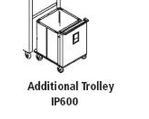 IMC IP600 Additional Trolley