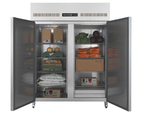 Lec Catering Fridge Stainless Steel CLGN1400ST 49 CU FT