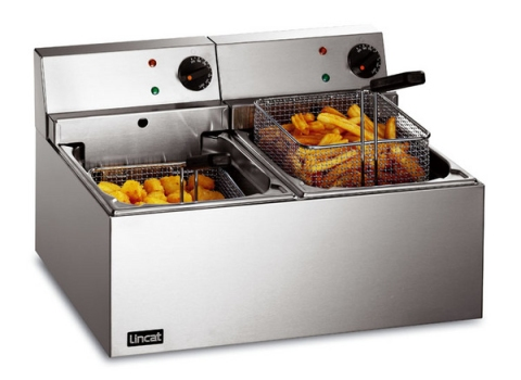 Lincat Lynx 400 LDF2 Fryer (Counter top)
