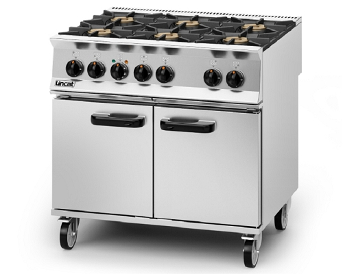 Heavy Duty Oven Ranges