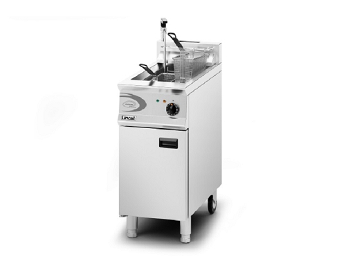Lincat Opus 800 Vortech Fryer Single Tank, with pump