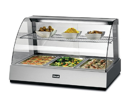 Lincat SCH1085 Food Display Showcase Heated
