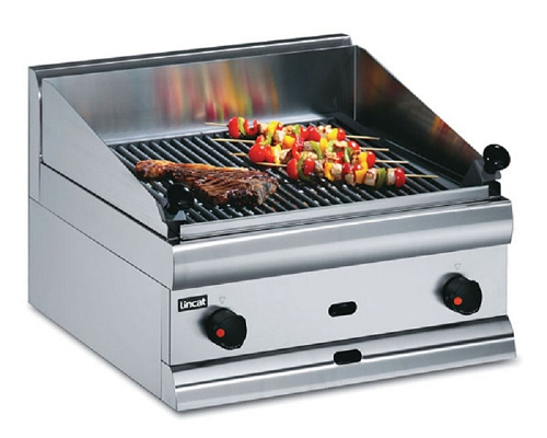 Lincat Silverlink 600 Natural Gas Counter-top Chargrill CG6/N