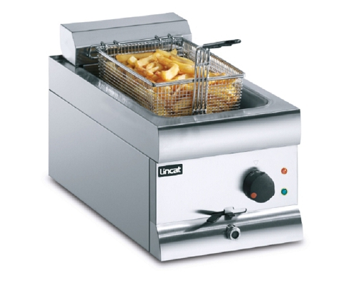 Lincat Silverlink 600 Electric Counter-top Single Tank Fryer - 1 Basket   DF33