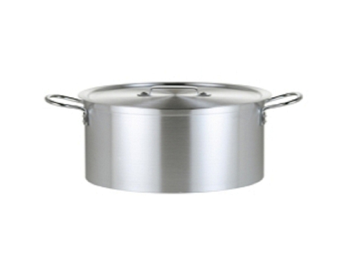 Medium Duty Aluminium Low Boiling Pot 32cm 13 Lt
