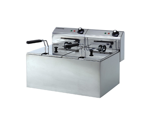 MAESTROWAVE Double Fryer 2 x 6 ltr. MDF88