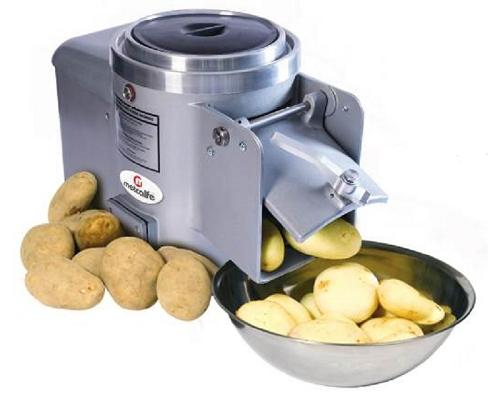 Catering Equipment Kitchen Equipment Catering Refrigeration : Metcalfe 10lb Bench Potato peeler ...