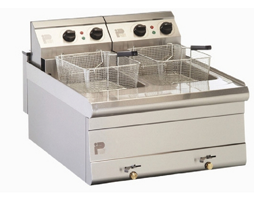 PARRY PARAGON DOUBLE FRYER 3KW PDF3
