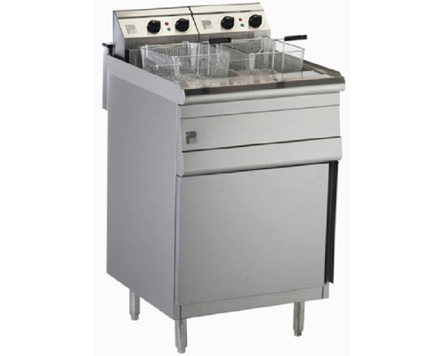PARRY PARAGON DOUBLE PEDESTAL FRYER 6KW PDPF6
