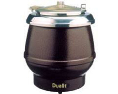 DUALIT ECONOMY HOTPOT SOUP KETTLE Brown