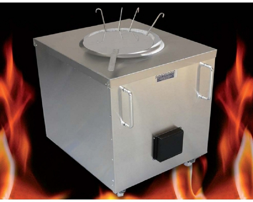 Shahi Tandoori Clay Oven Size One Charcoal