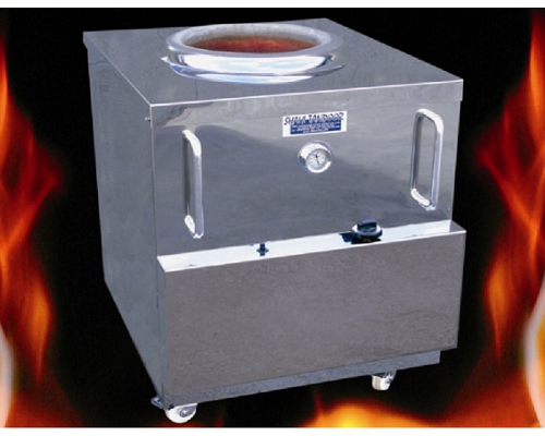 Shahi Tandoori Clay Oven Size One Gas