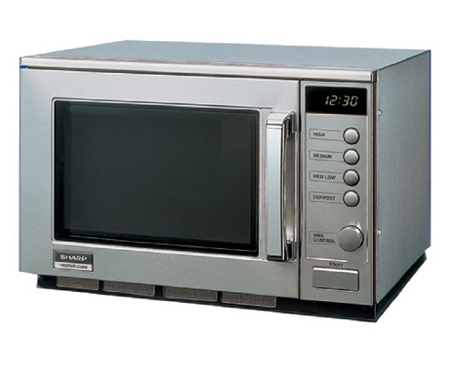 SHARP 1900W Microwave Oven R23AM