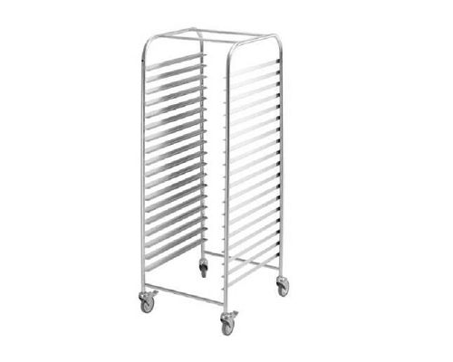 Simply Stainless SS16 Clearing Trolley