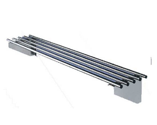 Simply Stainless Pipe Wall Shelf 900mm