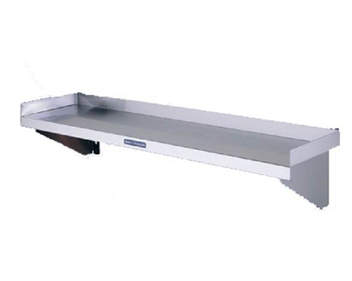 Simply Stainless Wall Shelf 900mm