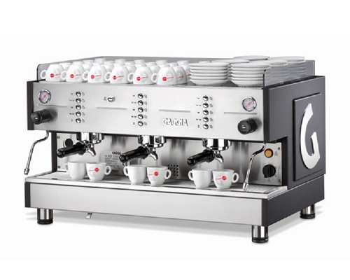 GAGGIA XD3EV 3 Group Automatic Espresso Coffee Machine