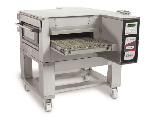 "Zanolli Synthesis 08/50V Conveyor Pizza Oven Electric 20"" Belt"