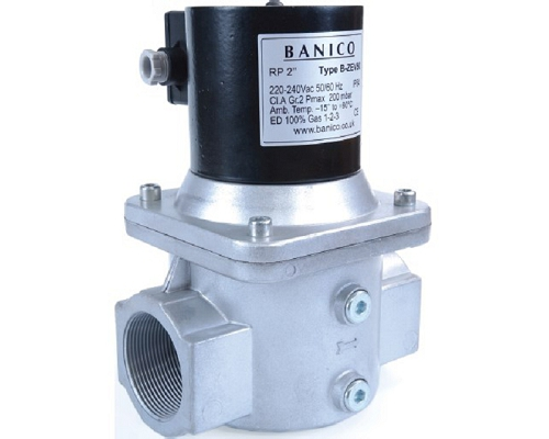 Merlin Banico SCREWED GAS SOLENOID VALVE 1/2""