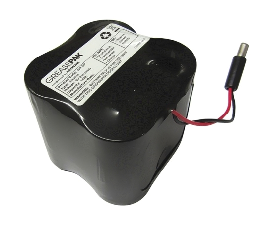 GreasePaK Battery Pack Replacement