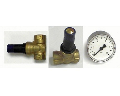 Mechline 1/2 to 3/4-inch  pressure reducing valve